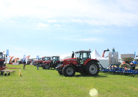 "Exhibition of Agricultural Technologies ""Agrovizija"" - 15"
