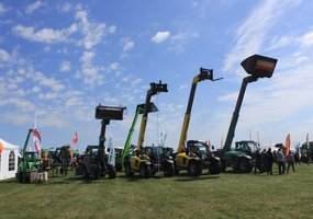 "Exhibition of Agricultural Technologies ""Agrovizija"" - 21"