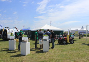 "Exhibition of Agricultural Technologies ""Agrovizija"" - 17"
