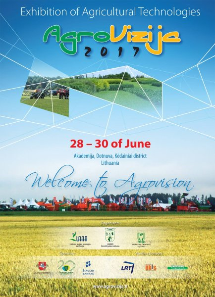 "Exhibition of Agricultural Technologies ""Agrovizija"""