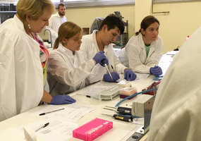 Scientists internship in Turin, Italy - 1