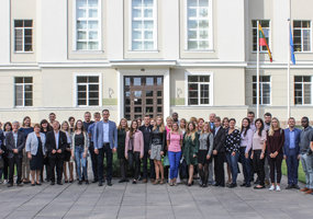 Almost 30 future scientists – in seminar of doctoral students  - 3