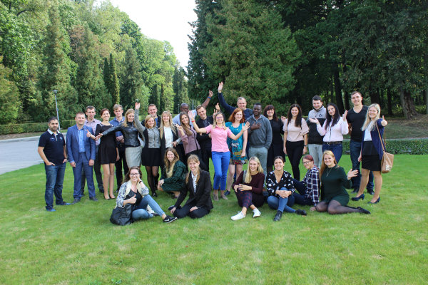 Almost 30 future scientists – in seminar of doctoral students