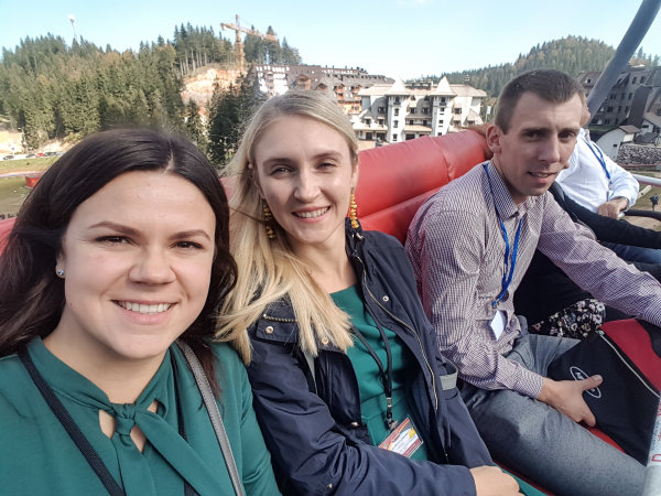 PhD students attended in International Agricultural Symposium AGROSYM2018