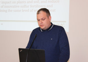 "The Conference of Doctoral Students ""Science Behind Plant Wellbeing"" - 34"
