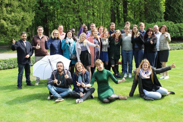 "The Conference of Doctoral Students ""Science Behind Plant Wellbeing"""