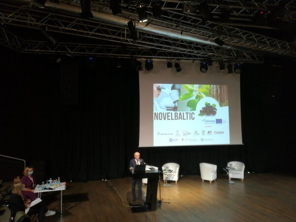 "LAMMC presented NovelBaltic project in exhibition ""Made in Lithuania 2020"""